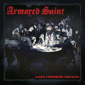 CD ARMORED SAINT Win Hands Down (édition digipack)