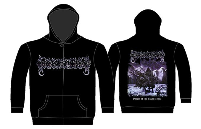 Hoodie Dissection - Storm Of The Lights Bane