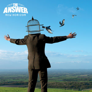 CD THE ANSWER New Horizon (édition digipack)