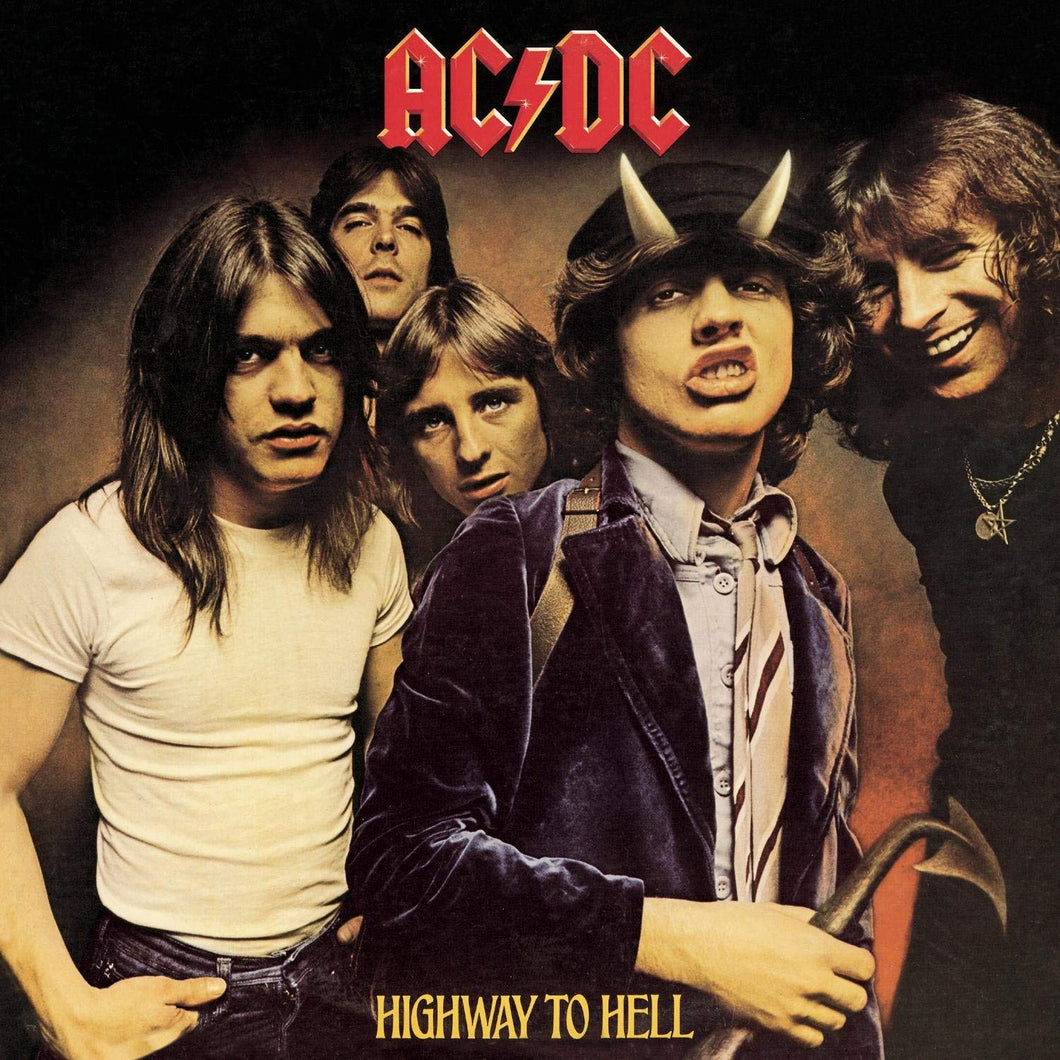 CD AC/DC Highway To Hell (édition digipack)