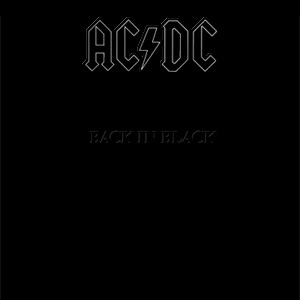 CD AC/DC Back In Black (édition digipack)
