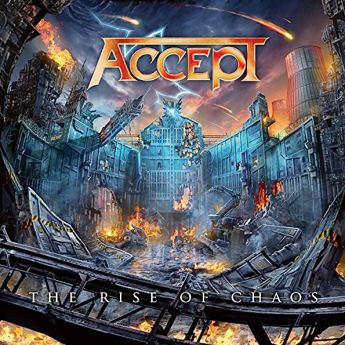CD ACCEPT The Rise Of Chaos
