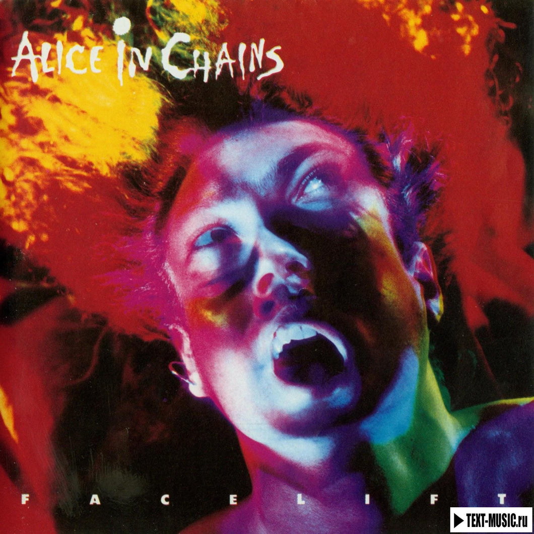 CD ALICE IN CHAINS Facelift