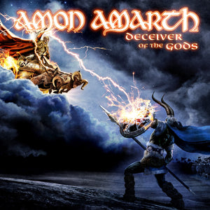 CD AMON AMARTH Deceiver Of The Gods