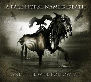 CD A PALE HORSE NAMED DEATH And Hell Will Follow Me (édition digipack)