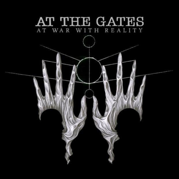 CD AT THE GATES At War With Reality