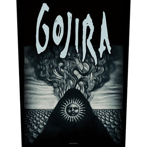 Backpatch  GOJIRA - Magma