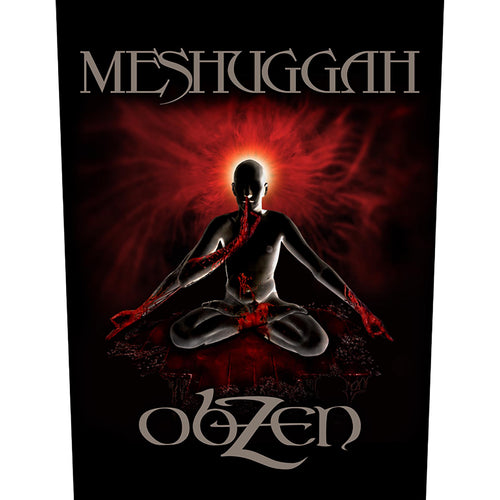 Backpatch MESHUGGAH - Obzen