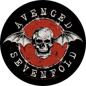 Backpatch AVENGED SEVENFOLD - Skullwing