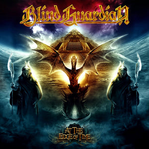 CD BLIND GUARDIAN At the Edge of Time
