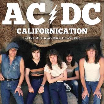 CD AC/DC Californication