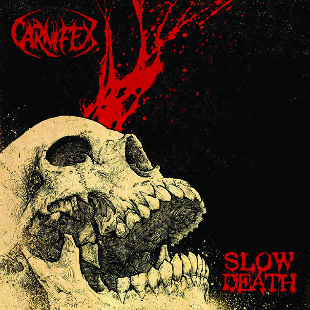 CD CARNIFEX Slow Death