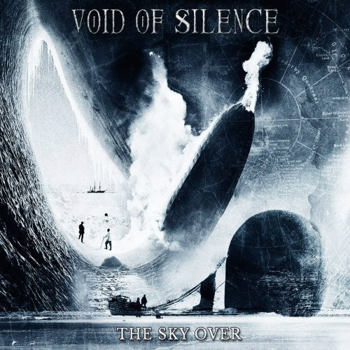 CD VOID OF SILENCE The Sky Over