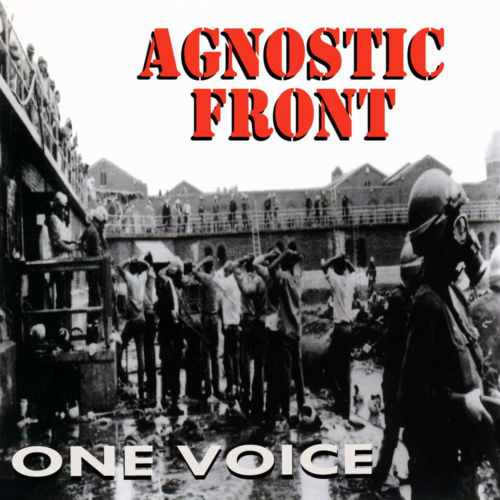 CD AGNOSTIC FRONT One Voice