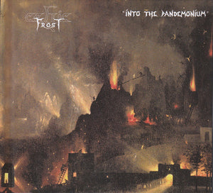 CD CELTIC FROST Into The Pandemonium (édition digibook)