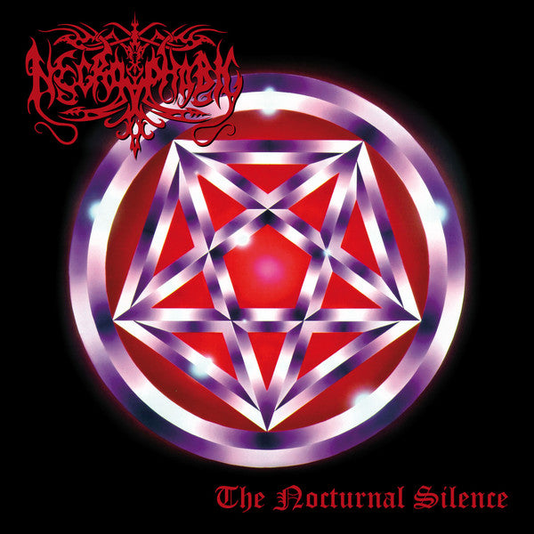 CD NECROPHOBIC The Nocturnal Silence (édition digipack)