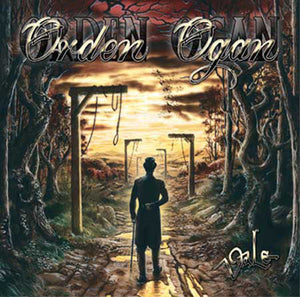 CD ORDEN OGAN Vale (édition digipack)
