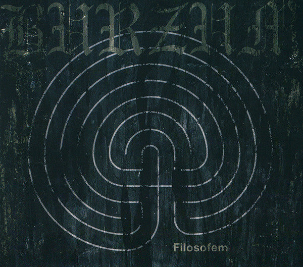 CD BURZUM Filosofem (édition slipcase)