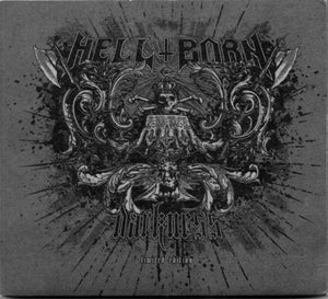 CD HELL-BORN Darkness (édition digipack)