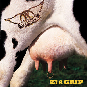CD AEROSMITH Get A Grip