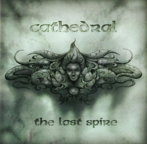 CD CATHEDRAL The Last Spire (slipcase édition)