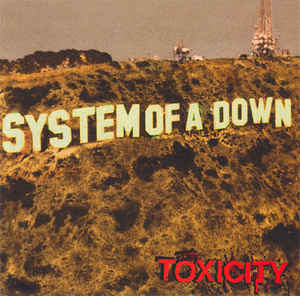 Ouvrir l'image dans le diaporama, CD SYSTEM OF A DOWN Toxicity
