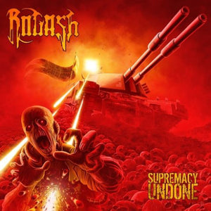 CD ROGASH Supremacy Undone (édition digipack)