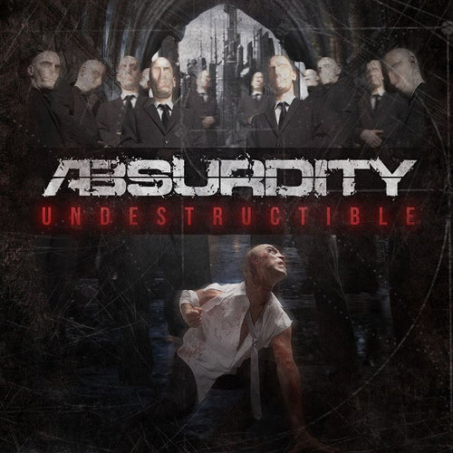 CD ABSURDITY Undestructible (édition digipack)