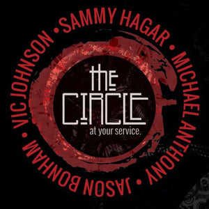 CD THE CIRCLE At Your Service (édition digipack)