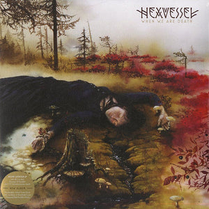 CD HEXVESSEL When We Are Death (édition digipack)