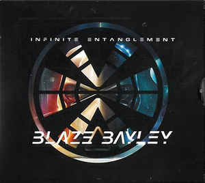 CD BLAZE BAYLEY Infinite Entanglement (occasion)