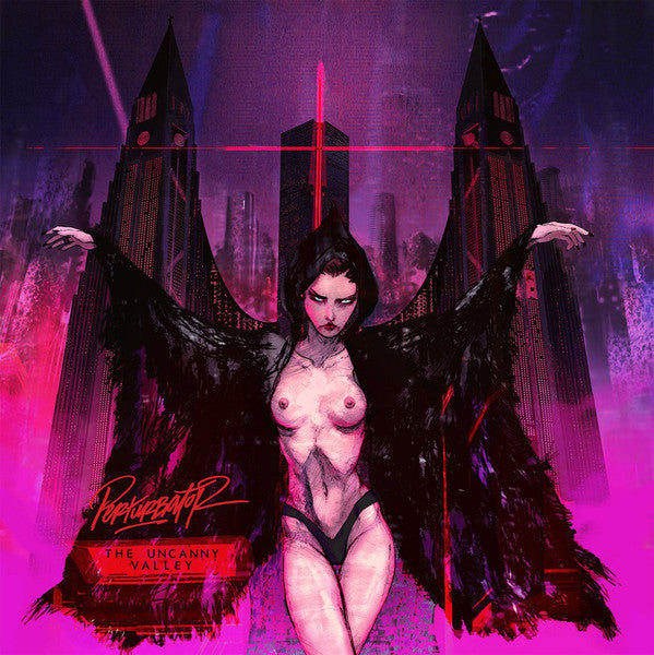 CD PERTURBATOR The Uncanny Valley (édition digipack)