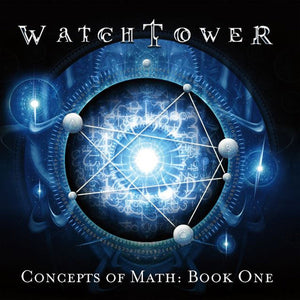 CD WATCHTOWER Concepts Of Math: Book One