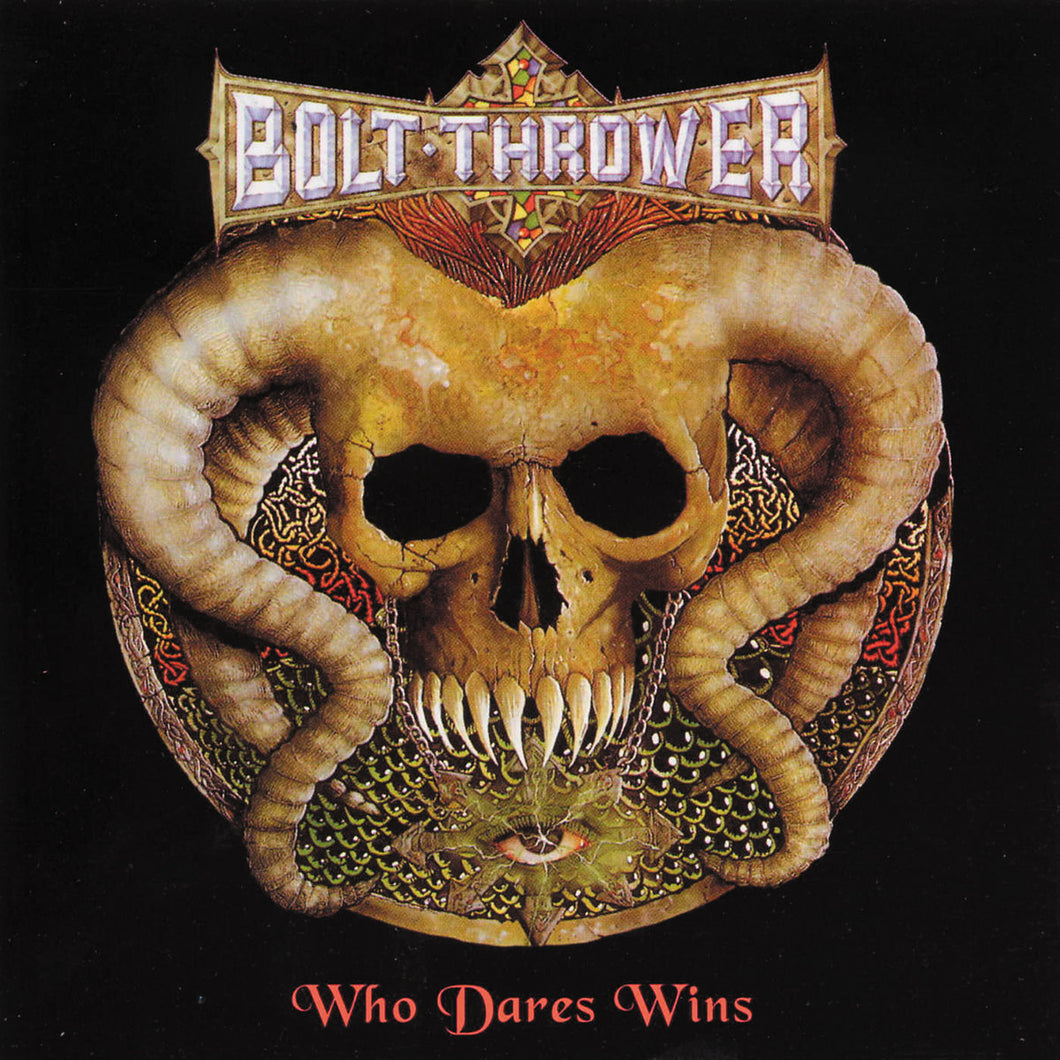 CD BOLT THROWER Who Dares Wins [Compilation]