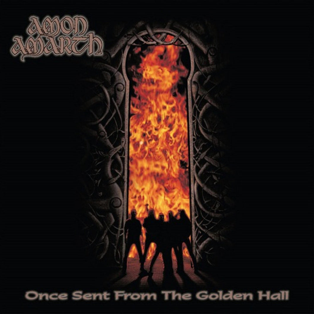 CD AMON AMARTH Once Sent From The Golden Hall