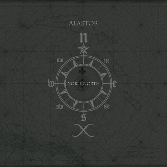 CD ALASTOR Noble North (édition digipack)