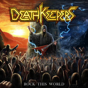 CD DEATH KEEPERS Rock This World
