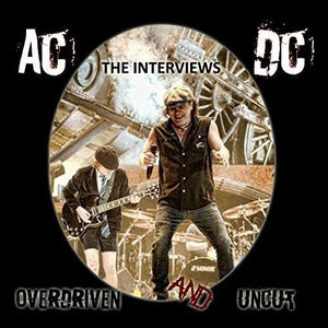 CD AC/DC Overdriven And Uncut