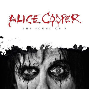 CD ALICE COOPER The Sound Of A (édition digipack)
