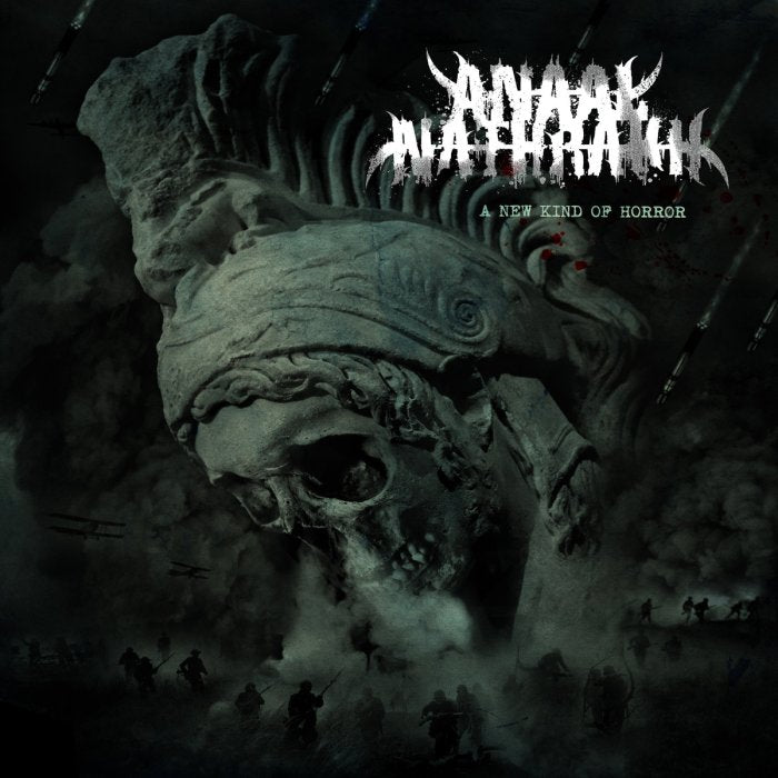 CD ANAAL NATHRAKH A New Kind Of Horror