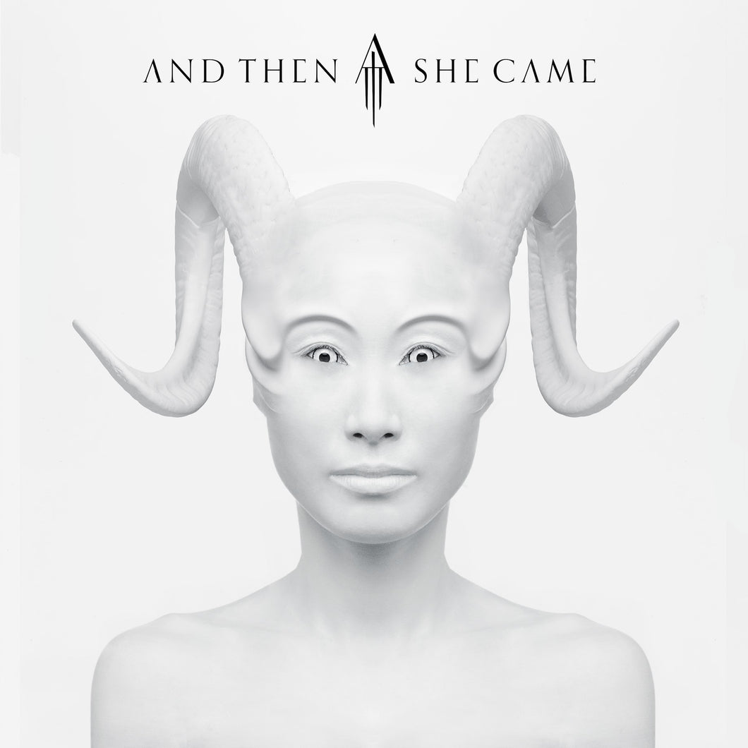 CD AND THEM SHE CAME And Then She Came (édition digipack)