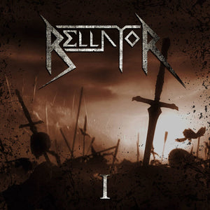 CD BELLATOR I [EP] (édition digipack)
