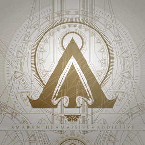 CD AMARANTHE Massive Addictive