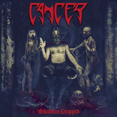 CD CANCER Shadow Gripped