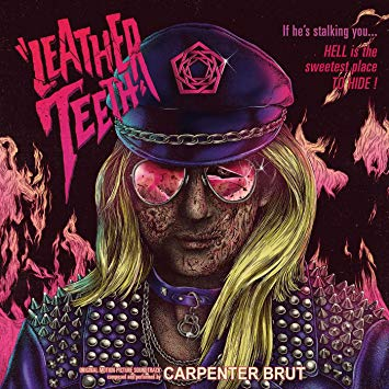 CD CARPENTER BRUT Leather Teeth (édition digipack)