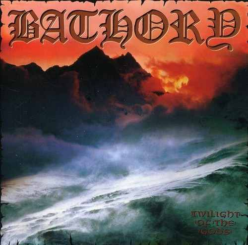 LP BATHORY Twilight of the Gods