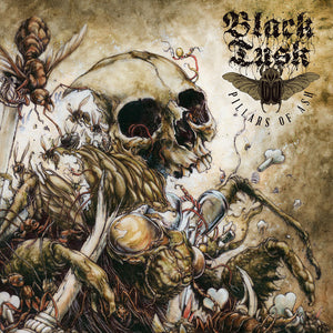 CD BLACK TUSK Pillars Of Ash