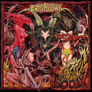 CD BONGRIPPER Satan Worshipping Doom (édition digipack)