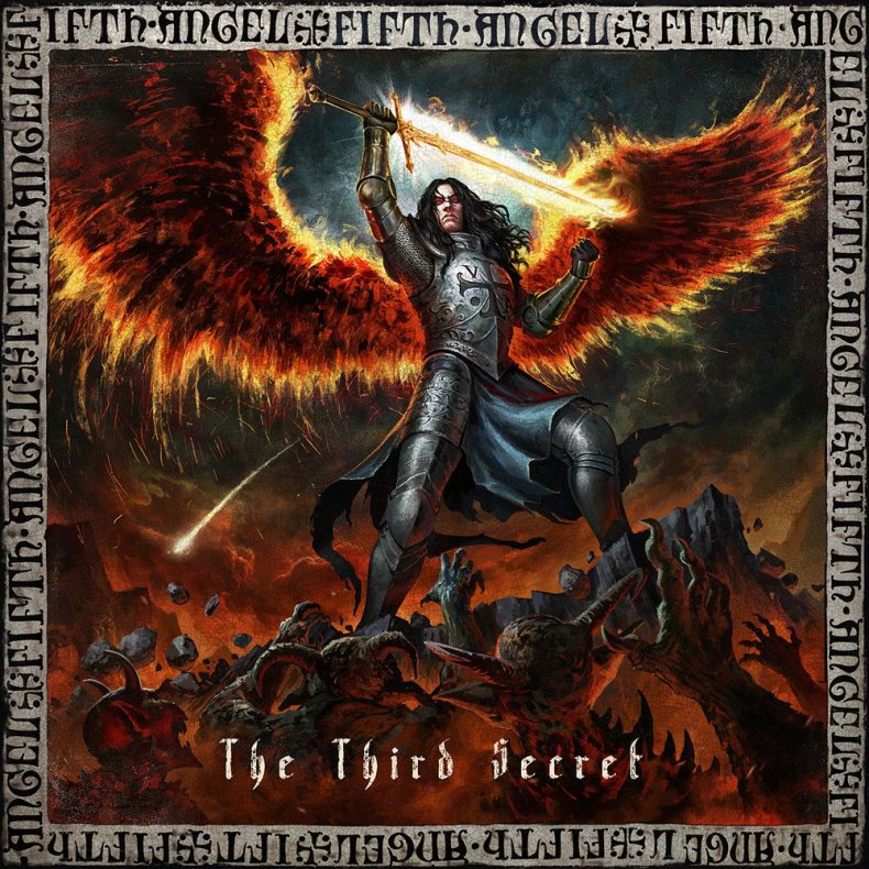 CD FIFTH ANGEL The Third Secret
