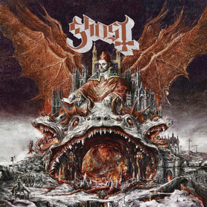CD GHOST Prequelle (édition digisleeve)